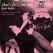 "Gene Austin Vinyl 7"" (Used)"
