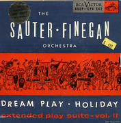 "The Sauter-Finegan Orchestra Vinyl 7"" (Used)"