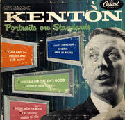 "Stan Kenton Vinyl 7"" (Used)"