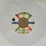 "Count Basie & His Orch. Vinyl 7"" (Used)"