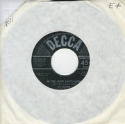"""Sy Oliver And His Orchestra Vinyl 7"""" (Used)"""
