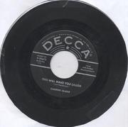 "Carmen McRae Vinyl 7"" (Used)"