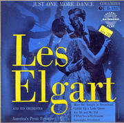 """Les Elgart And His Orchestra Vinyl 7"""" (Used)"""