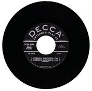 """Victor Young And His Concert Orchestra Vinyl 7"""" (Used)"""