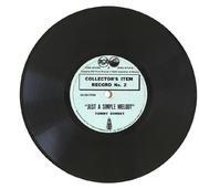 "Tommy Dorsey Vinyl 7"" (Used)"