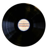 """Armed Forces Radio Service: Navy Department Vinyl 16"""" (Used)"""
