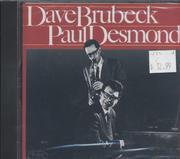 Dave Brubeck / Paul Desmond CD