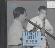 Ray Burke's Speakeasy Boys CD