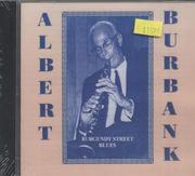 Albert Burbank CD