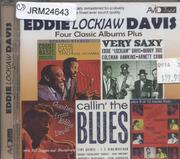 """Eddie """"Lockjaw"""" Davis CD"""