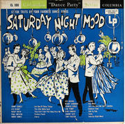 "Saturday Night Mood Vinyl 12"" (Used)"