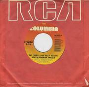 "Ray Charles / Janie Fricke / Willie Nelson Vinyl 7"" (Used)"