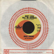"Buck Owens and the Buckaroos Vinyl 7"" (Used)"