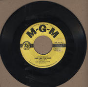 "The Cat Men / Sam ""The Man"" Taylor Vinyl 7"" (Used)"