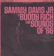 "Sammy Davis Jr. & Buddy Rich Vinyl 7"" (Used)"