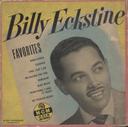 "Billy Eckstine Vinyl 7"" (Used)"