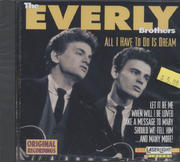 The Everly Brothers CD