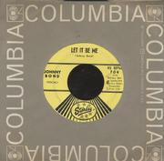 """Johnny Bond Vinyl 7"""" (Used)"""