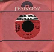 "Leonard Cohen Vinyl 7"" (Used)"