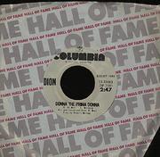 """Dion Vinyl 7"""" (Used)"""