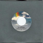 """The Jacksons / The Distance Vinyl 7"""" (Used)"""