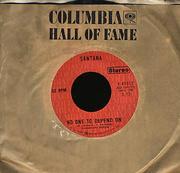 """Santana Vinyl 7"""" (Used)"""