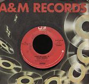 "Hank Williams Jr. Vinyl 7"" (Used)"