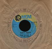 "Hank Williams JR. and Lois Johnson Vinyl 7"" (Used)"