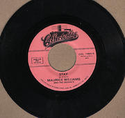 "Maurice Williams & The Zodiacs Vinyl 7"" (Used)"