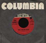 """Tony Bennett with Ray Conniff Vinyl 7"""" (Used)"""
