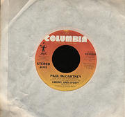 "Paul McCartney / Stevie Wonder Vinyl 7"" (Used)"