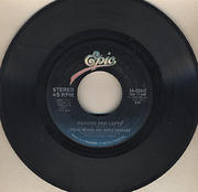 "Willie Nelson and Merle Haggard Vinyl 7"" (Used)"