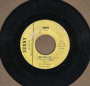 "Seymour (The Heartbeat Trumpet) and ""Two Ton"" Baker (The Music Maker) Vinyl 7"" (Used)"