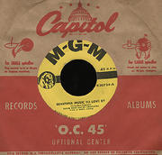 """David Rose And His Orchestra Vinyl 7"""" (Used)"""