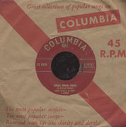 """Percy Faith And His Orchestra And Chorus Vinyl 7"""" (Used)"""
