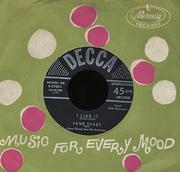 """Jane Turzy Vinyl 7"""" (Used)"""