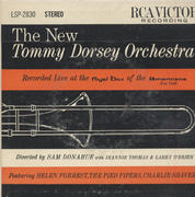 "The Tommy Dorsey Orchestra Vinyl 7"" (Used)"