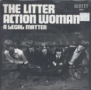 """The Litter Vinyl 7"""" (Used)"""