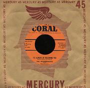 """The Modernaires Vinyl 7"""" (Used)"""