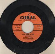 """Buddy Greco and The Heathertones Vinyl 7"""" (Used)"""