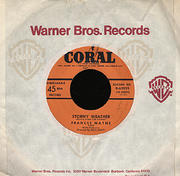 "Frances Wayne Vinyl 7"" (Used)"
