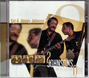 Syl & Jimmy Johnson CD