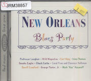 New Orleans Blues Party CD