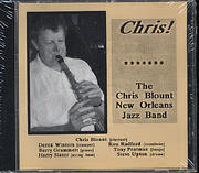 The Chris Blount New Orleans Jazz Band CD