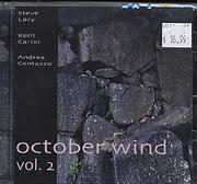 October Wind Vol.2 CD
