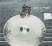 Rudy Royston CD