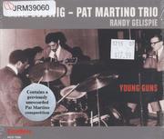 Gene Ludwig & Pat Martino Trio CD