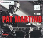 Pat Martino with Jim Ridl CD