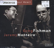Jeremy Monteiro & Greg Fishman CD