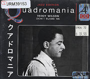Teddy Wilson CD